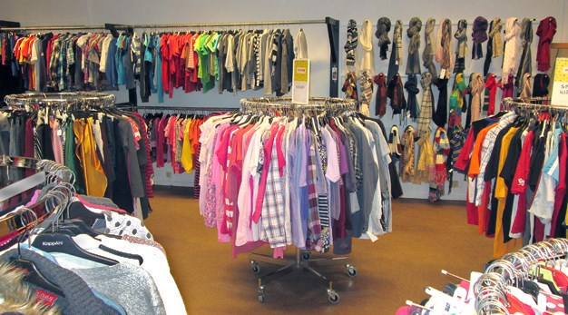 Second hand-butik Returen