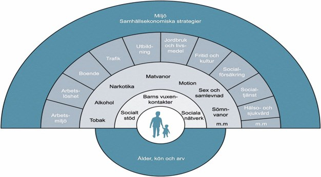 faktorer som påverkar hälsan